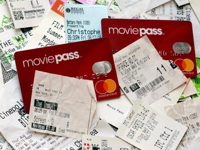 Με το νέο απεριόριστο σχέδιο, το MoviePass ορκίζεται ότι έχει μαζί του το shit