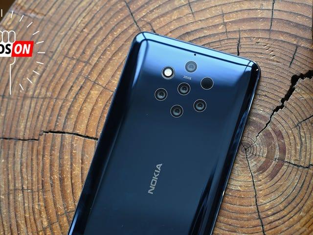 De 5-camera Nokia 9 PureView spreekt tot de ziel van de fotograaf