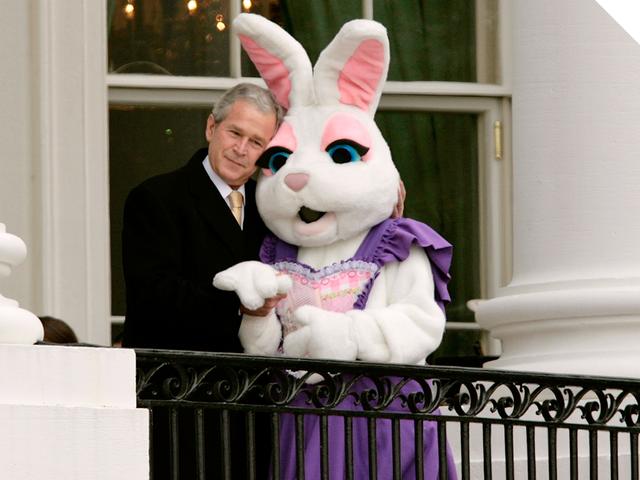 George Bush, Shut Up