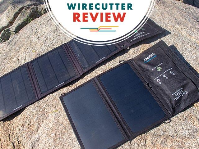 Beste batterijen voor het stelen van vrije energie uit de zon