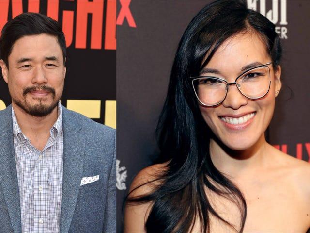 Али Вонг и Рэндалл Парк создают Rom-Com для Netflix