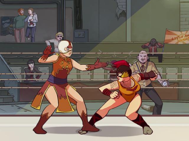 Боротьба гра має марно DLC, що гравці купити для підтримки пристроїв