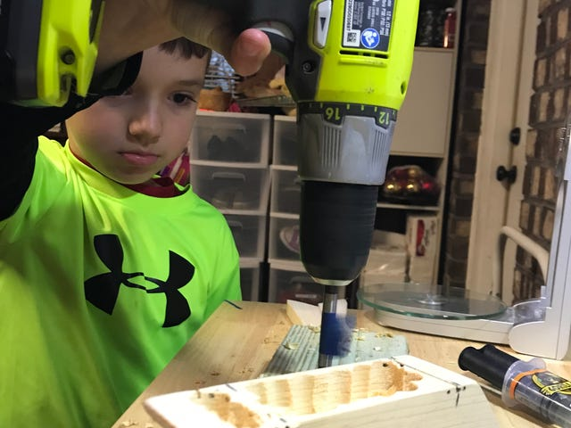 Pinewood Derby, Phase III