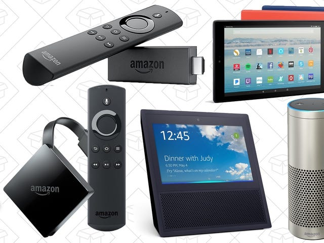Amazon Just Launched Its Final Wave of Device Deals, and Some Are Better Than Black Friday