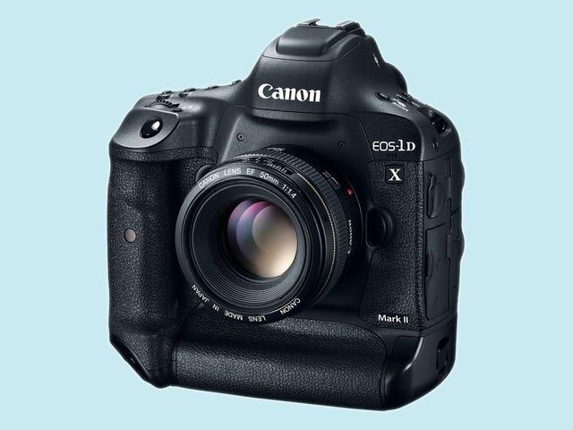 Canon 1D X Mark ΙΙ: Ένα Epic DSLR που καταγράφει βίντεο 4K, για μια τιμή