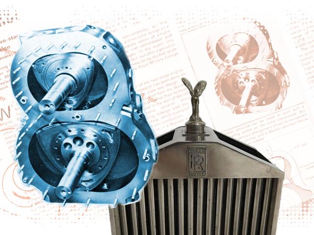Detta kan vara den konstigaste Motor Rolls-Royce Ever Made