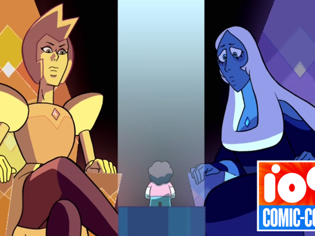 Steven Universe's Next Chapter Will Be a Bit of a Murder Mystery