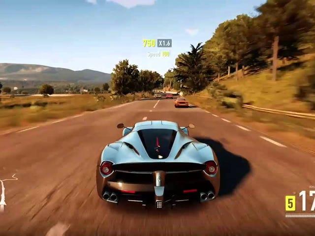 Forza Horizon 2 High Speed Run