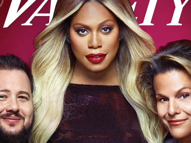 Laverne Cox: 'If All Things Were Equal, Then Everyone Should Be Able to Play Every Character'