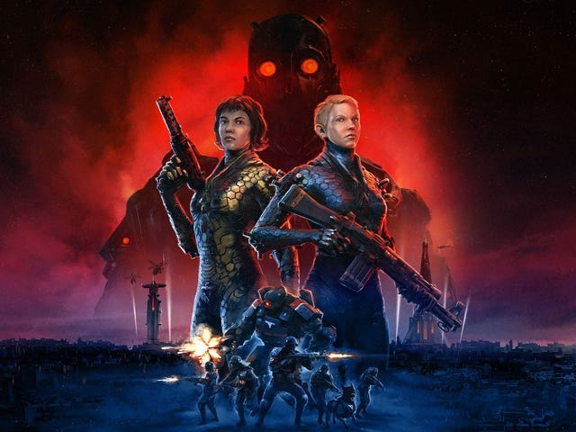 Wolfenstein: Youngblood: The Kotaku Review