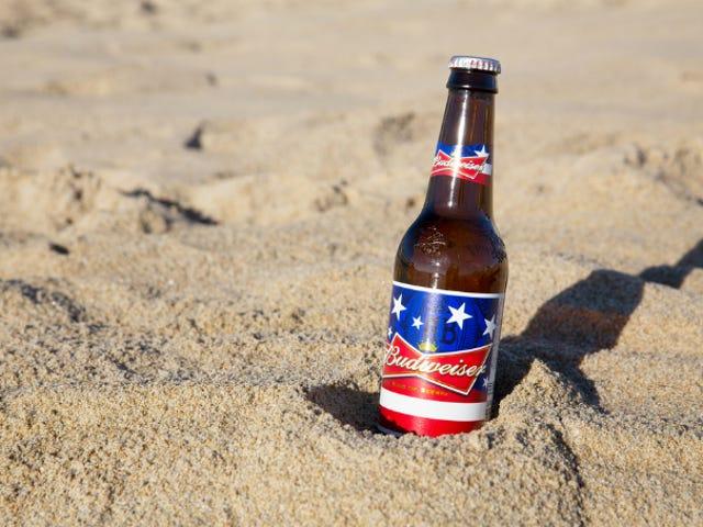 Craft Brewers Olağanüstü Salak Budweiser Süper Kase Reklamında Snarky Olun