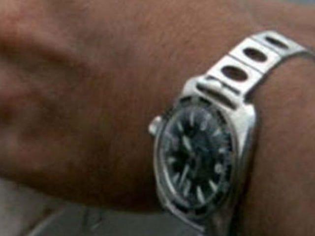 Matt Hooper'ın kol saati hakkındaki bu ayrıntılı hikaye ile Shark Week'i kutlayın