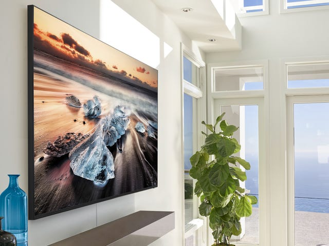 Now We Know How Much an 8K TV Will Cost (So Much)