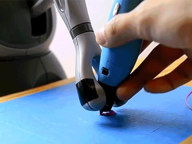 Anyone Can Be a 3D Printing Artist With the Help of a Robot Arm