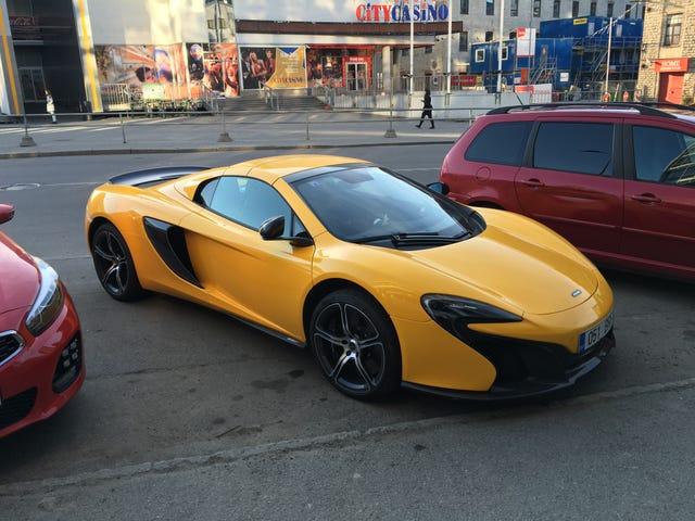 Gul McLaren