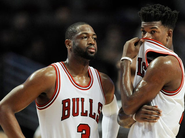 Dwyane Wade Asks Jimmy Butler To Kindly Wipe His Drool Off Gabrielle Union's Instagram Photos