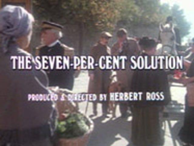The Seven-Per-Cent Solution (1976)