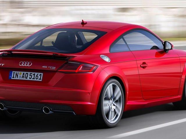 Mabagal-Pagbebenta ng Audi TT sa Pagtatapos ng Produksyon, Pinalitan ng Electric Car
