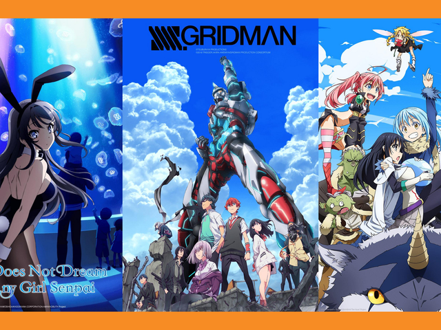 Koda's Fall 2018 Anime Progress Report