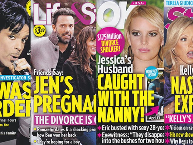 Esta semana en tabloides: el marido de Jessica Simpson podría estar follando a la niñera, está detrás de esta tendencia