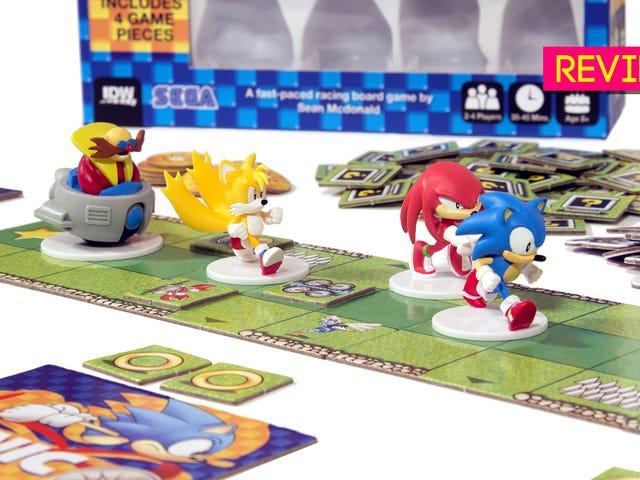 Sonic Crash Course: The Kotaku Review