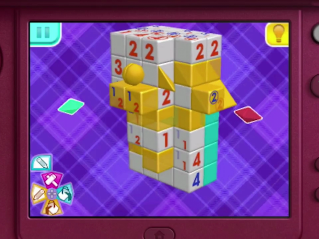 Picross 3D Round 2 is finally coming to 3DS... now (or so Nintendo said in a Nintendo Direct... any