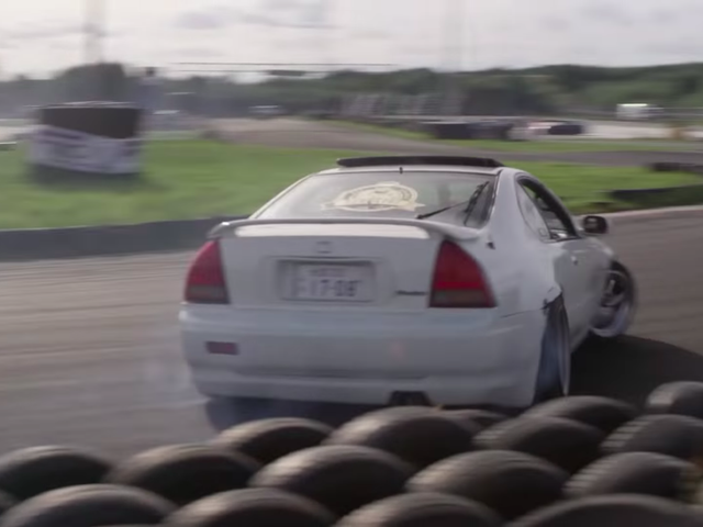 I Am Extremely Here For This RWD Honda Prelude With a Turbo Mercedes Engine
