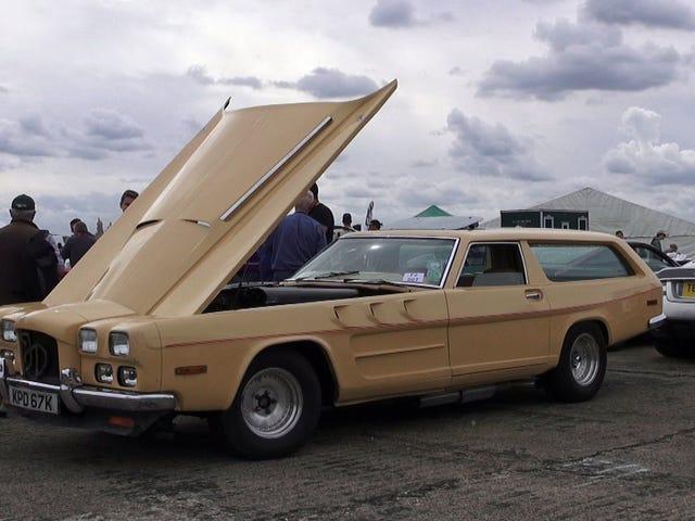 飞机引擎在汽车?