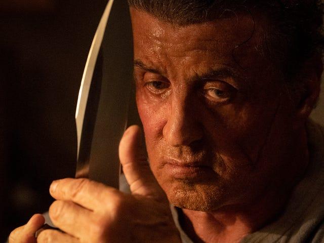 Mari berharap Darah Terakhir adalah yang terakhir kita lihat dari John Rambo
