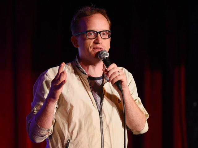 Chris Gethard gets an EMT on the phone in this week's Beautiful/Anonymous