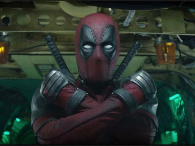 Deadpool 2's Original End Credit Scenes Were Going to Be Outrageous