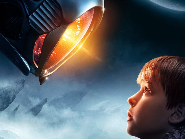 The New<i>Lost in Space</i> Robot Is an Alien... and Possibly a Woman?