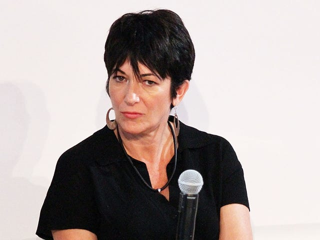 Of Course Ghislaine Maxwell, Jeffrey Epstein's Alleged Co-Abuser, Wants Money From His Estate