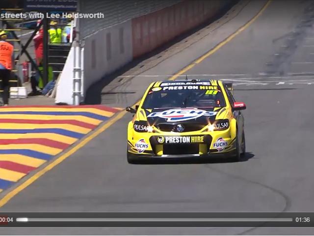 Les Supercars V8 sont de retour!