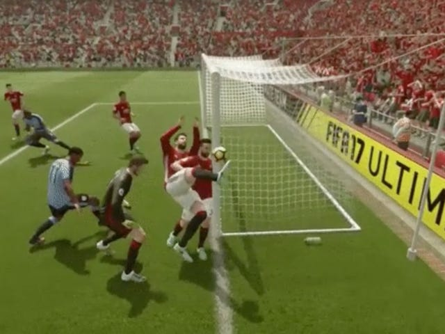 FIFA Player Concedes Just The Dumbest Goal