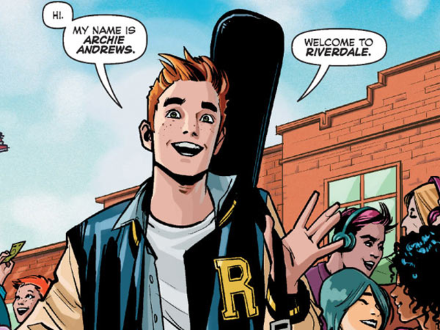 Archie Is Making Comics You Can Watch on Spotify