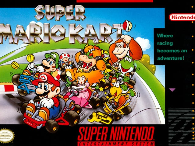 Warped Pipes: How the Heck Does Super Mario Kart Fit Into the Series' Canon?