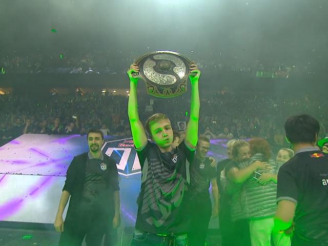 Tournament Underdogs Won This Year's Dota 2 International