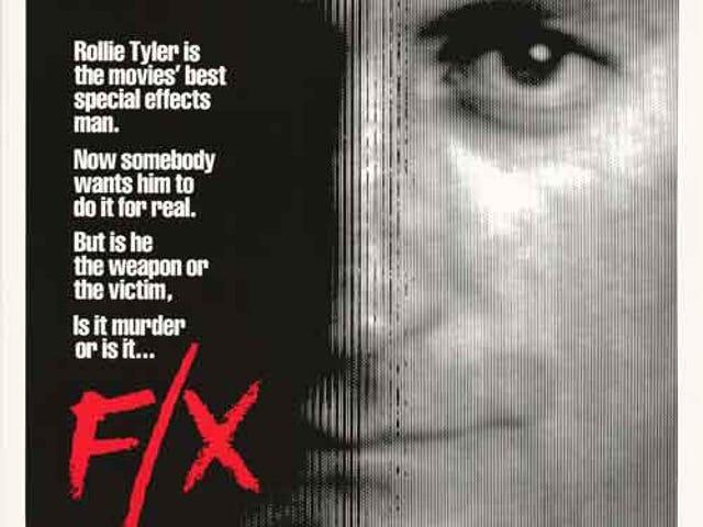 Thrillers Esquecidos: F/X (1986)