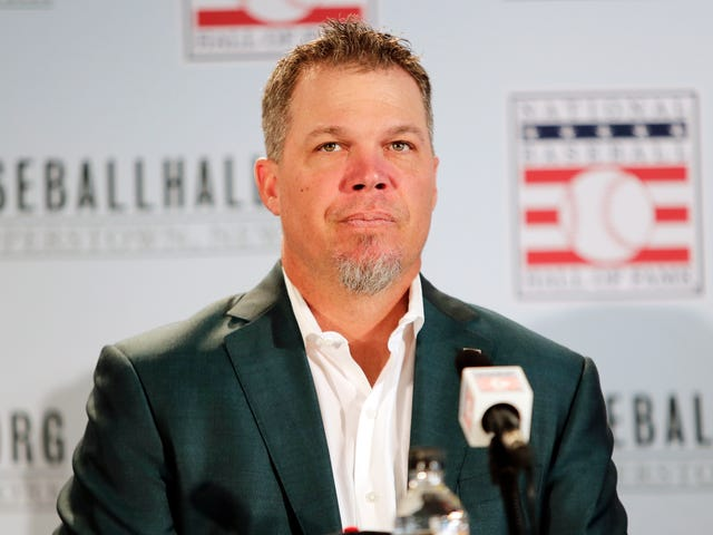 Chipper Jones Says There's No Reason For Civilians To Have AR-15s