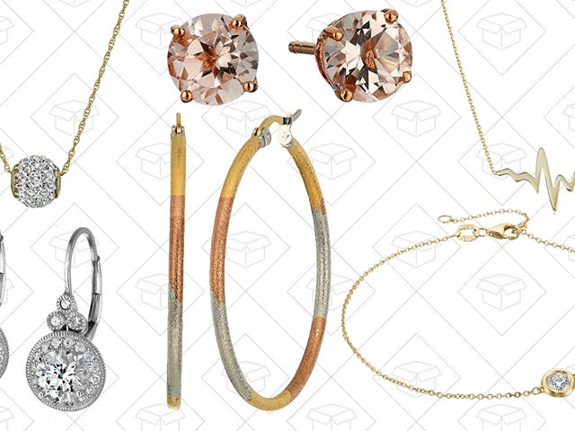Jewelry Is a Universal Valentine's Day Gift, Just Don't Tell Them It Was On Sale