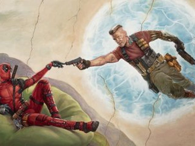 Deadpool 2 Review & Discussion