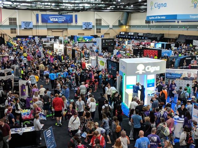 Dopey 2019 Ανακεφαλαίωση: Expo & 5k