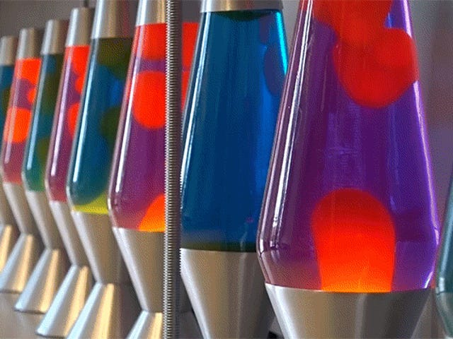 One of the Secrets Guarding the Secure Internet Is a Wall of Lava Lamps