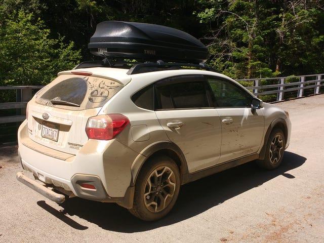 May ilang Subaru'n