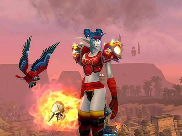 ¿Cuál es tu momento favorito de <i>World of Warcraft</i> ?