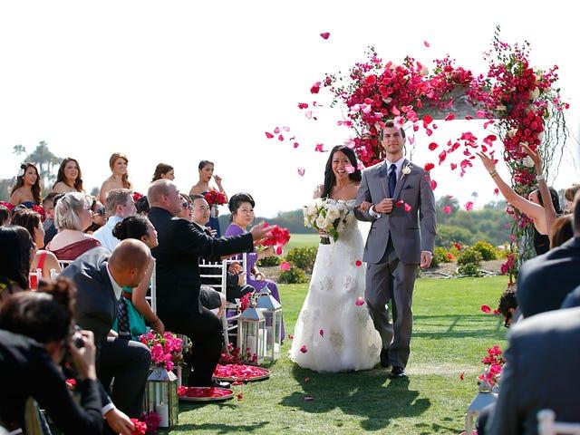 Planlegger et bryllup i 2017?  14 Triste trender å unngå