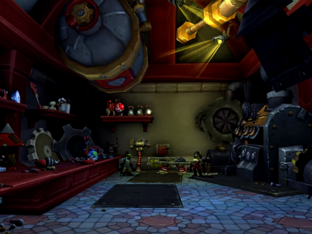 <i>World of Warcraft: Legion</i> 10 <i>World of Warcraft: Legion</i>ロケーション<i>World of Warcraft: Legion</i> &#39;s Main City