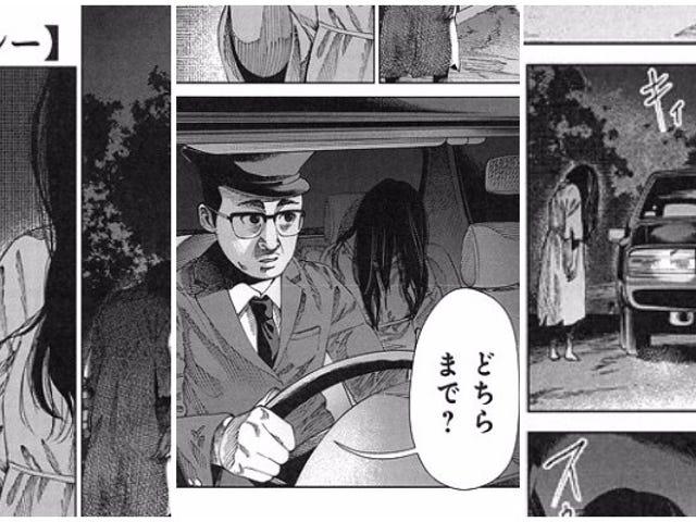 Đọc The Manga kinh dị Nhật Bản Đã bị Retweeted Hơn 94.000 lần