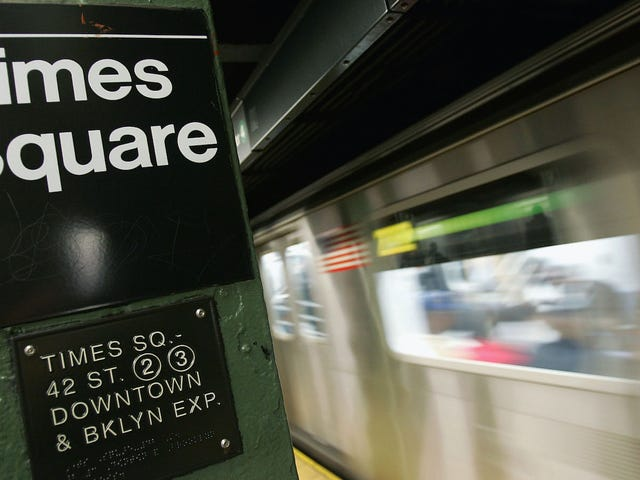 Woman Killed After Being Pushed Onto Subway Tracks in Times Square